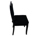 Piano Chair Black New